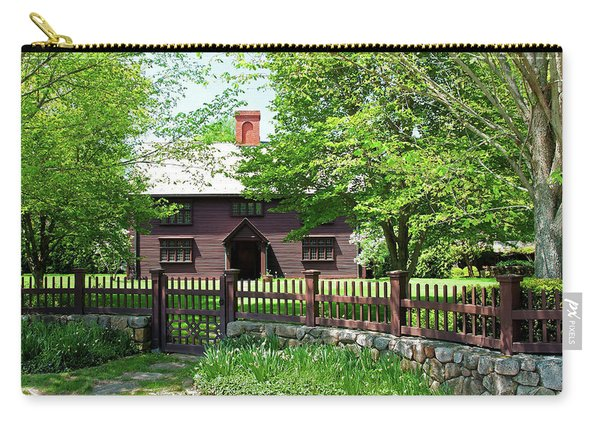 Matthew Whipple House Carry-all Pouch