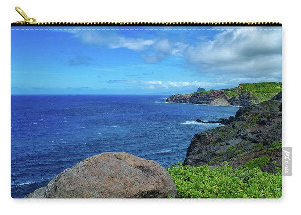 Maui Coast II Carry-all Pouch