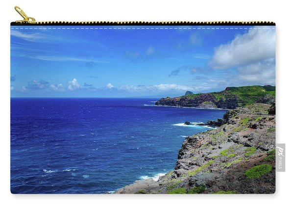 Maui Coast Carry-all Pouch