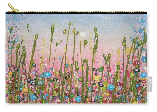 May Bee Carry-all Pouch