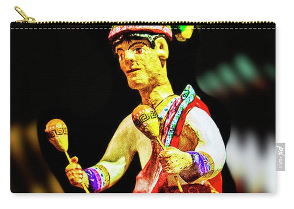 Mayan Dancer Carry-all Pouch