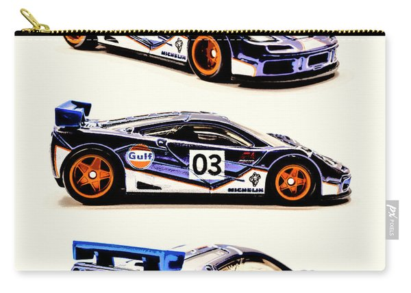 Mclaren F1 Gtr Carry-all Pouch