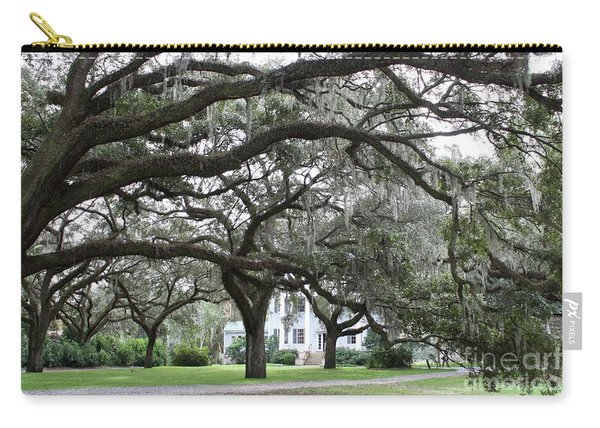 Mcleod Plantation Carry-all Pouch