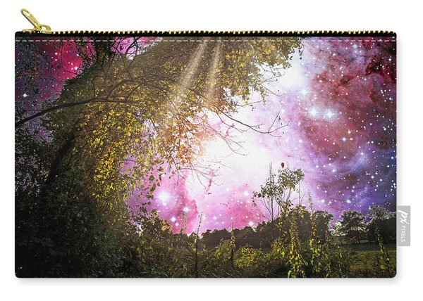 Meadow Starry Night Carry-all Pouch