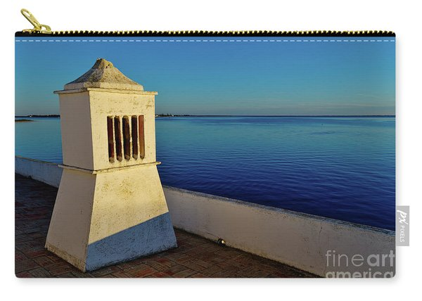 Mediterranean Chimney II. Portugal Carry-all Pouch