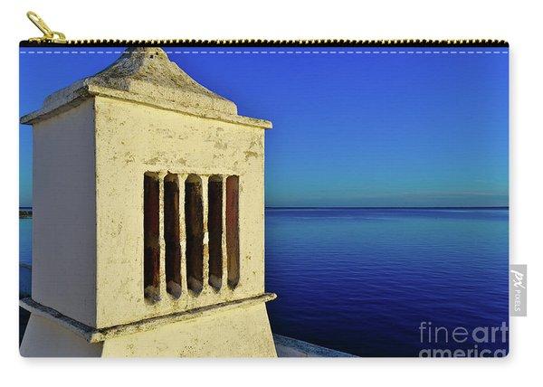 Mediterranean Chimney In Algarve Carry-all Pouch