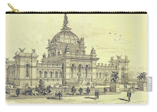 Memorial Hall, Centennial Carry-all Pouch