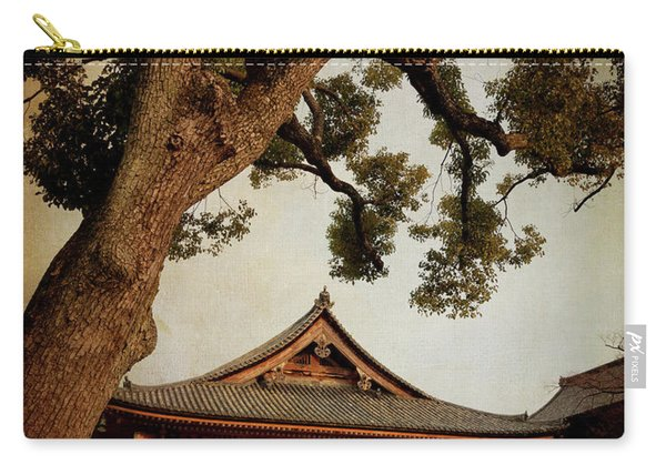 Memories Of Japan 3 Carry-all Pouch