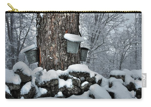 Memories Of Sugaring Carry-all Pouch