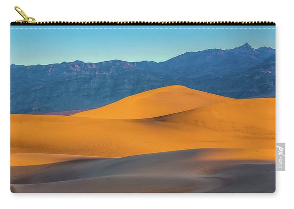 Mesquite Flats Sunsrise Carry-all Pouch