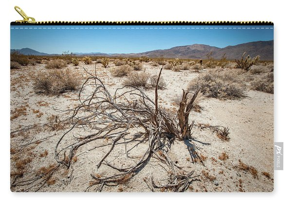 Mesquite In The Desert Sun Carry-all Pouch