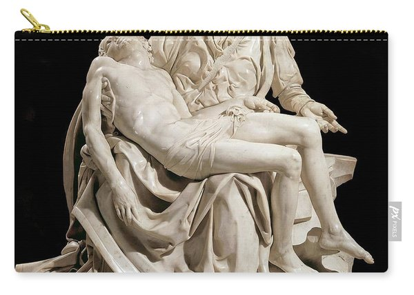 Michelangelo La Pieta Carry-all Pouch