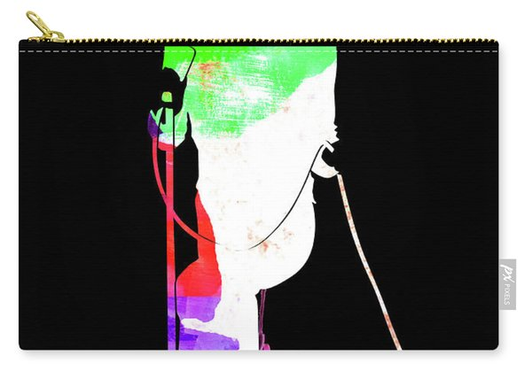 Mick Watercolor II Carry-all Pouch