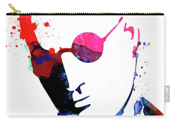 Mickey Watercolor Carry-all Pouch