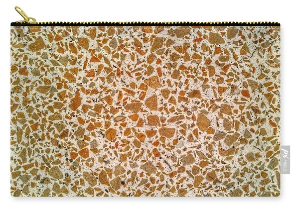 Mid Century Terrazzo Carry-all Pouch