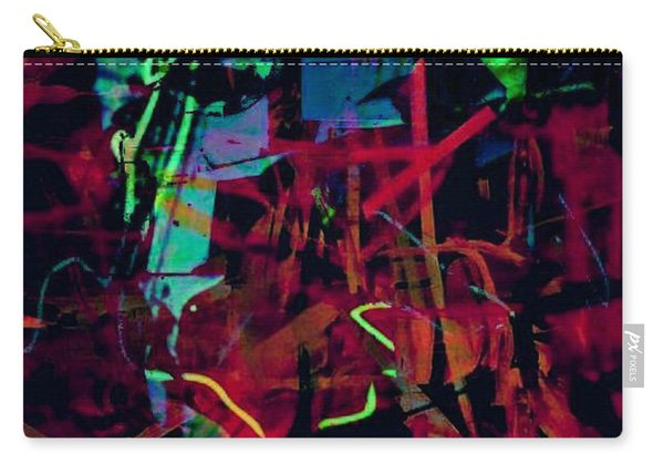 Midnite Avant-garde Horn Madness Carry-all Pouch