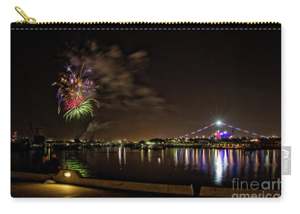 Midway Fireworks  Carry-all Pouch