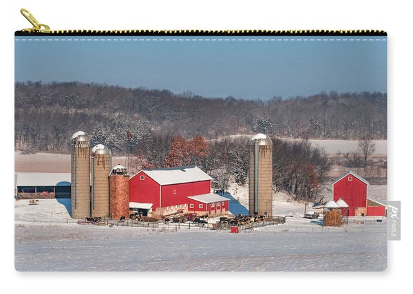 Midwestern Dairy Carry-all Pouch