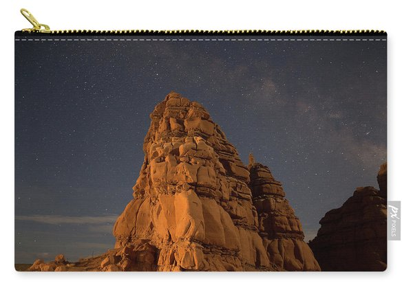 Milky Way On The Rocks Carry-all Pouch