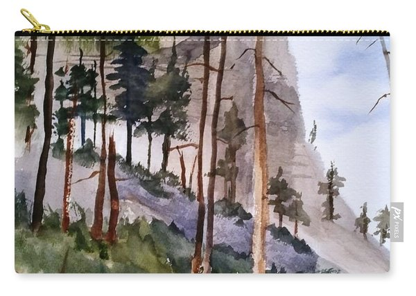 Mill Creek Canyon Carry-all Pouch