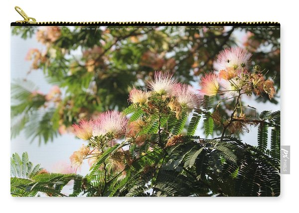 Mimosa Tree Flowers Carry-all Pouch