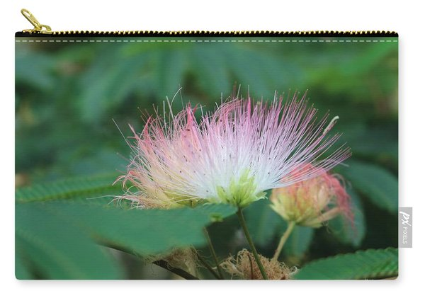 Mimosa Tree In Bloom Carry-all Pouch
