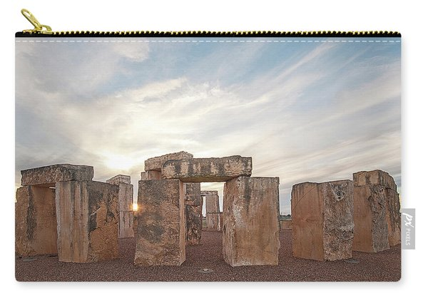 Mini Stonehenge Carry-all Pouch