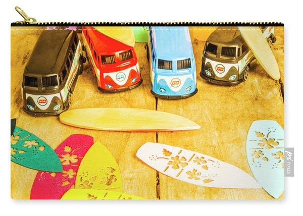 Mini Van Adventure Carry-all Pouch