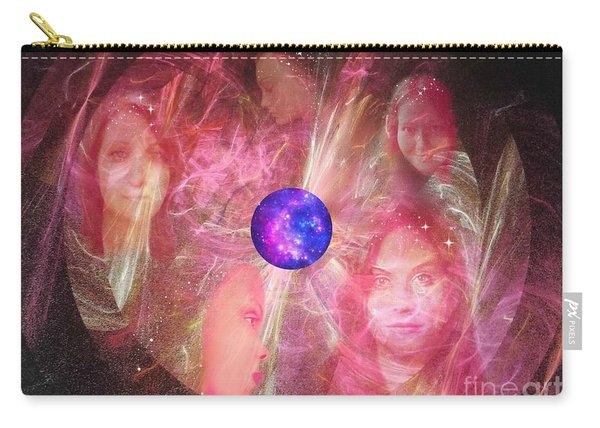 Ministering Spirits Carry-all Pouch