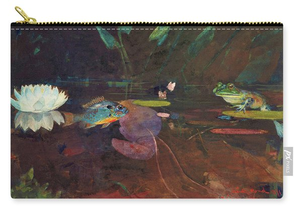 Mink Pond - Digital Remastered Edition Carry-all Pouch