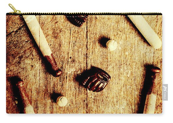 Minor League Baseball Carry-all Pouch