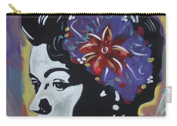 Miss Holiday Carry-all Pouch