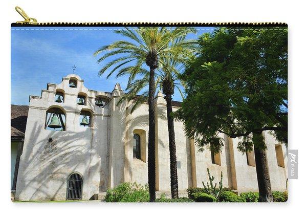 Mission San Gabriel  Carry-all Pouch