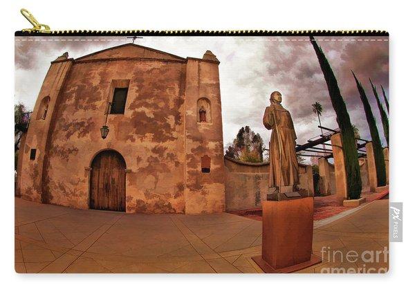 Mission San Gabriel San Gabriel Ca Carry-all Pouch