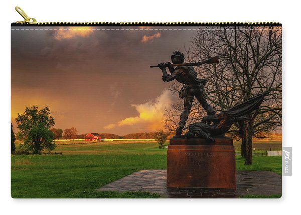 Mississippi Storm Carry-all Pouch