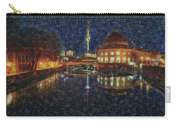 Mist Of Impressionism. Berlin. Carry-all Pouch
