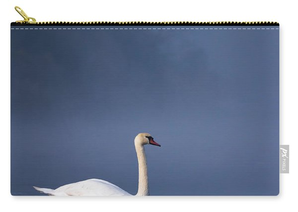 Misty River Swan 2 Carry-all Pouch