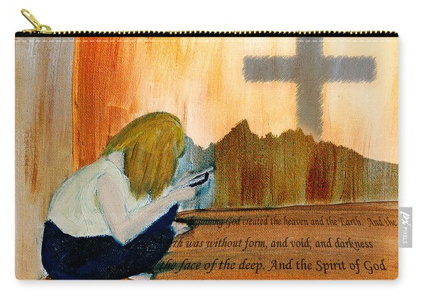 Mobile Religion Carry-all Pouch
