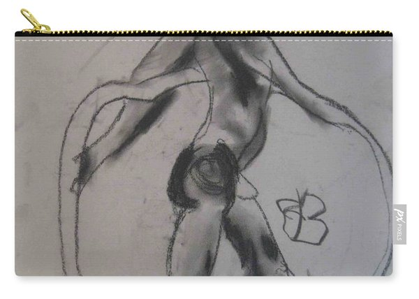 model named Guy Carry-all Pouch