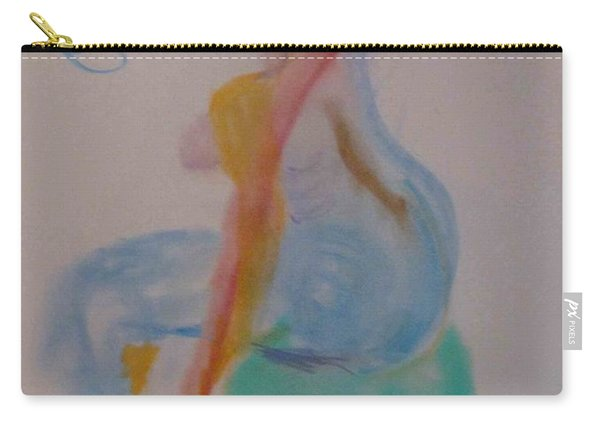 model named Helene two Carry-all Pouch