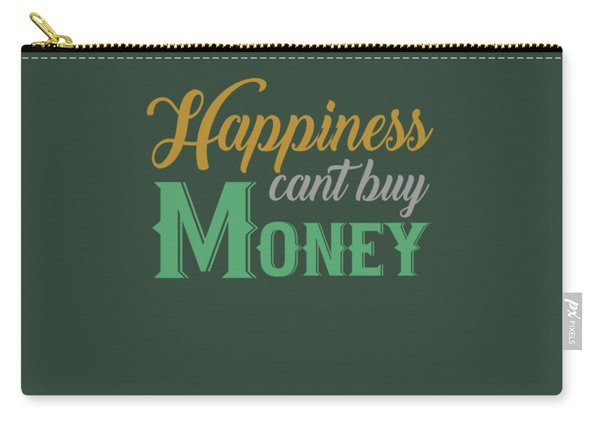 Money Happiness Carry-all Pouch