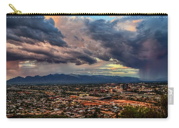 Monsoon Hits Tucson Carry-all Pouch