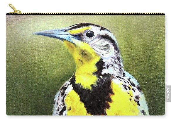 Montana Meadowlark Carry-all Pouch