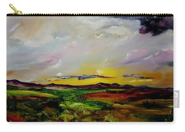 Montana Summer Storms        5519 Carry-all Pouch