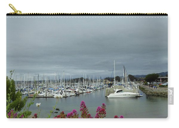 Monterey Harbor  Carry-all Pouch