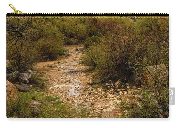 Moody Creekbed  Carry-all Pouch
