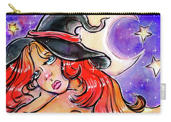 Moon Dreaming  Carry-all Pouch