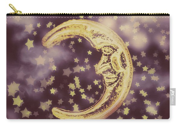 Moon Dreams Carry-all Pouch