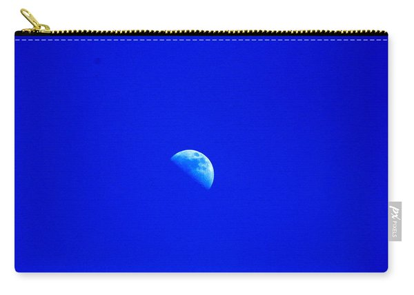 Moon In A Daytime Sky Carry-all Pouch