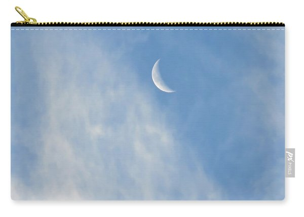 Moon In Libra - Crescent Farewell Carry-all Pouch